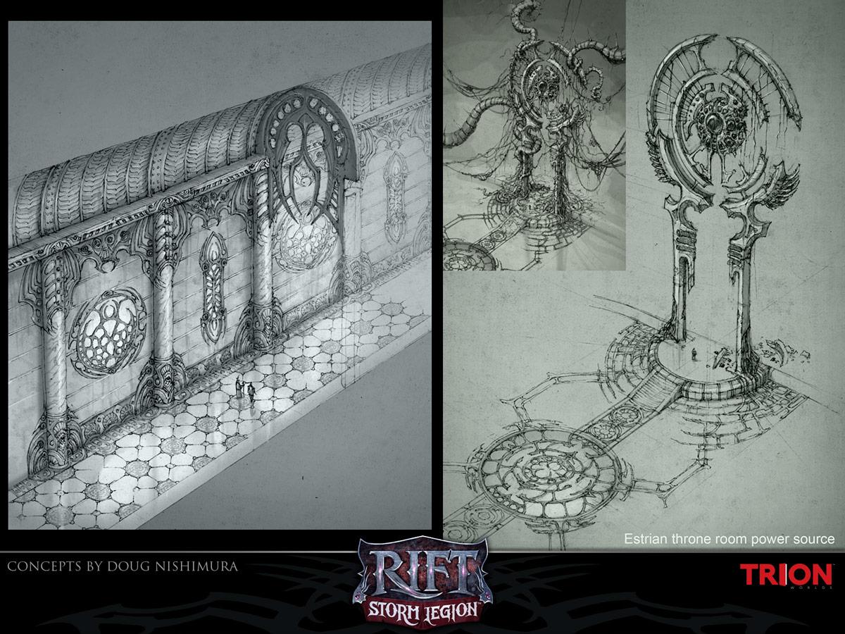Storm Legion Concept Art Props Rift Pictures