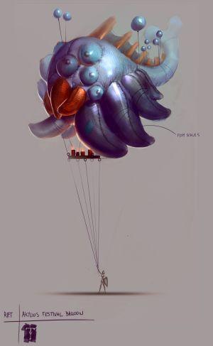 Akylios Balloon