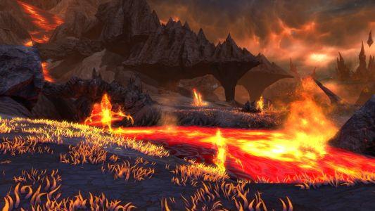 Bathing Flames