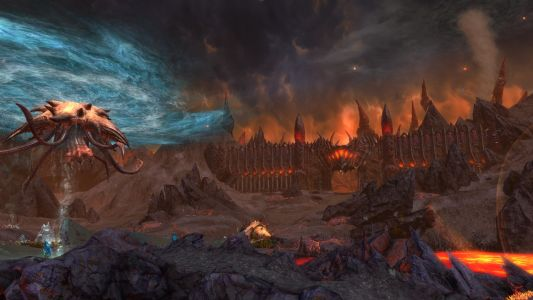The Gates of Flame