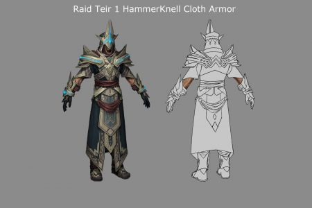 Hammerknell Cloth