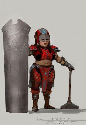 Keeper Dwarf
