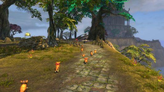 Corgis Invading Sanctum