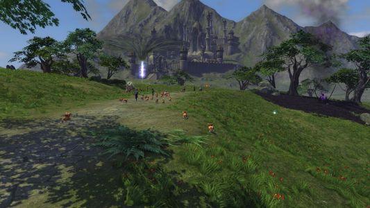 Corgis Invading Meridian