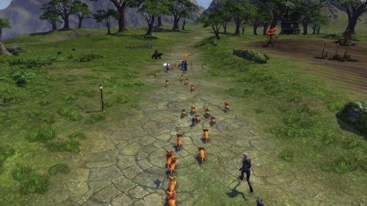 Free(march) Running Corgis
