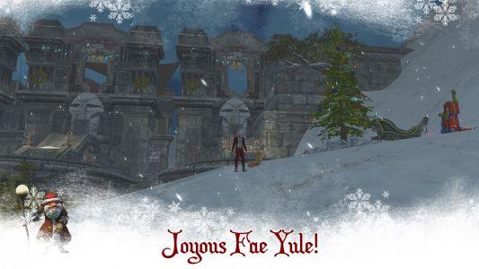 Joyous Fae Yule!