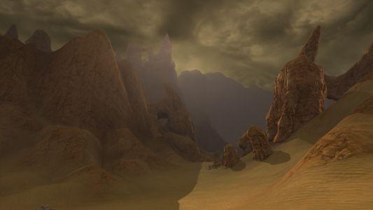 Feendish' View Of Shimmersand