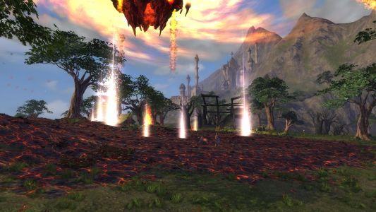 Fire Rift in Freemarch