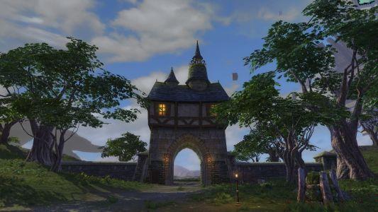 Gate Towards the Droughtlands