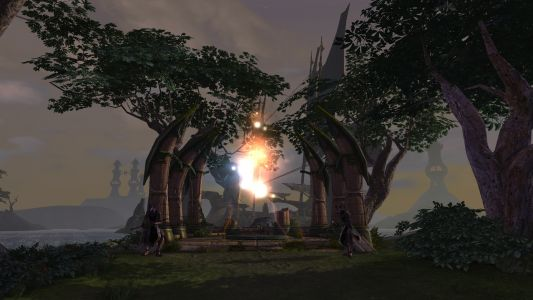 Portal In Regent's Cove