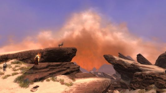 Dust Storm Over Ashenfell