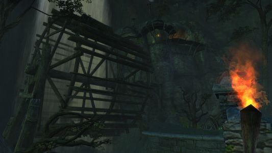Waterwheel in Darkening Deeps