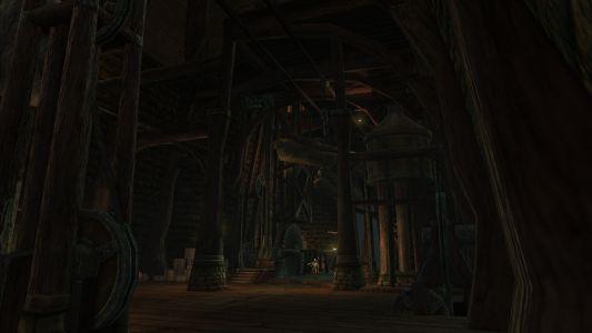 Inside Mathosian Mill