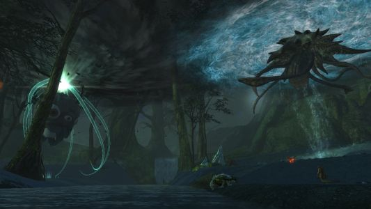 Nightmare and Water Rift at Tearfall Creek