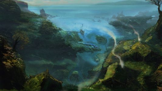 What Could Be Moonshade Coastline