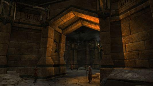 Iron Tomb