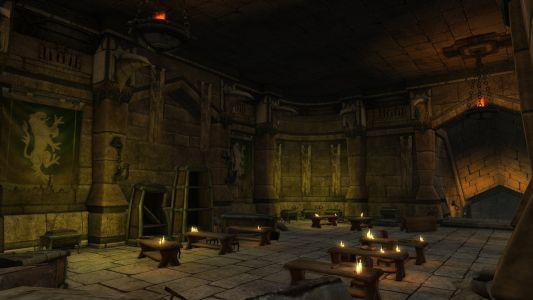 Iron Tomb Mess