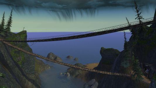 Timeworn Cliffs