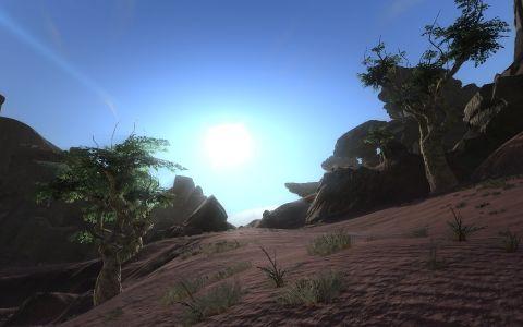 Sun In Ashora