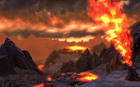 Fire Rift in Ashenfell