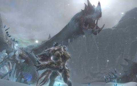 Apotheron in Glacial Maw