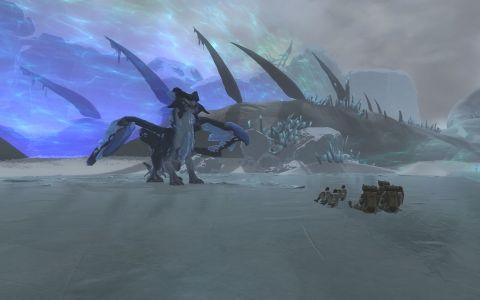 Shigoroth, Glacial Maw