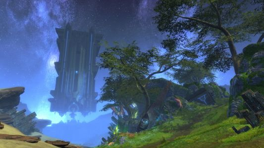 Ahnket and the Forest's Entrance