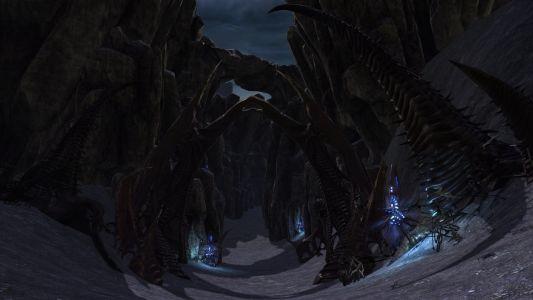 Dusken Corridor