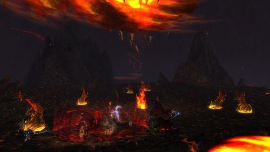 Closing a Fire Rift