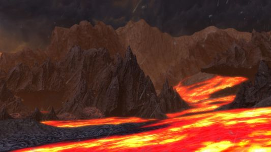 Lava Slopes