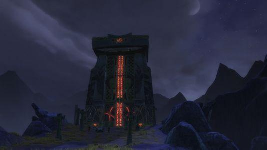 Portal in Stonefield