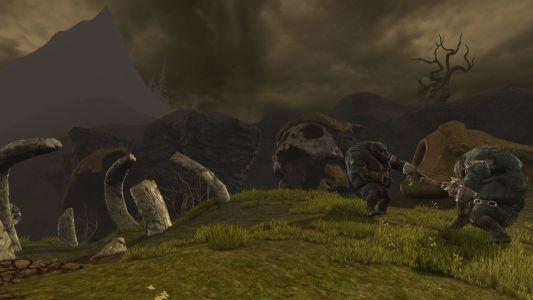 Restless Trolls in Titan's Rest