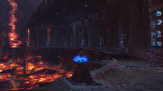 Inside Malannon's Lair