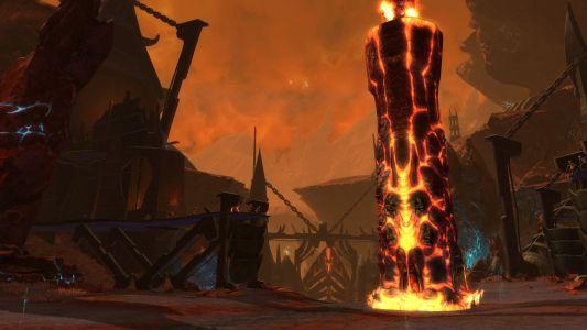 Obsidian Pillar