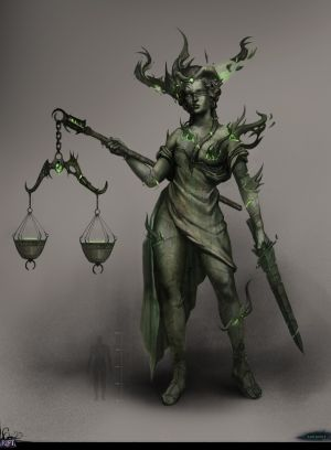 Lady Justice (Stephen Mabee)